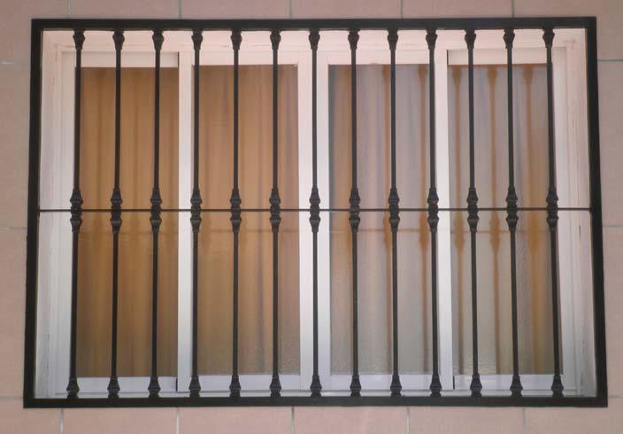 rejas ventanas 2021 03 - Instalación Reparación Rejas Fijas para Ventanas y Puertas